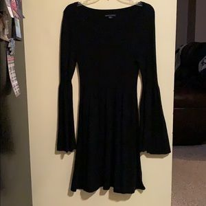 Black Sweater Dress by American Eagle